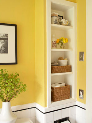 in wall bathroom shelves | My Web Value