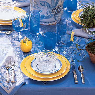 Table setting | Garden, Home & Party