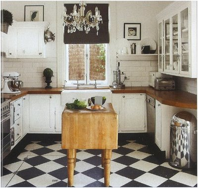 There Is Something Appealing About A Simple, But Very Functional Kitchen.  Short On Bells And Whistles Of The Typical Kind, Just Hard Working  Efficiency.