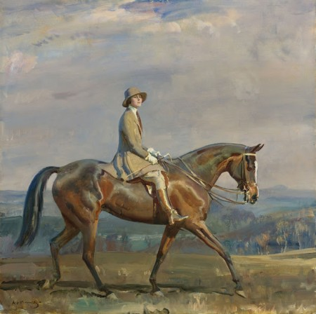 Sir Alfred James Munnings