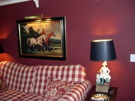 Red And White Checkered Sofa Review