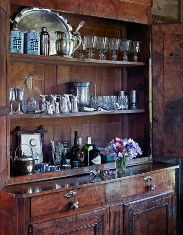 Home Cupboard Arrangements Garden Home Party