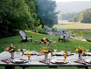 Blackberry Farm via Garden, Home and Party