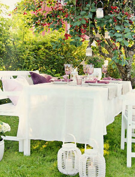 Garden, Home and Party