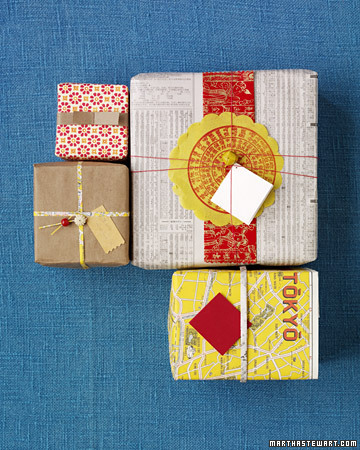 3-martha stewart gift wrapping ideas 2012