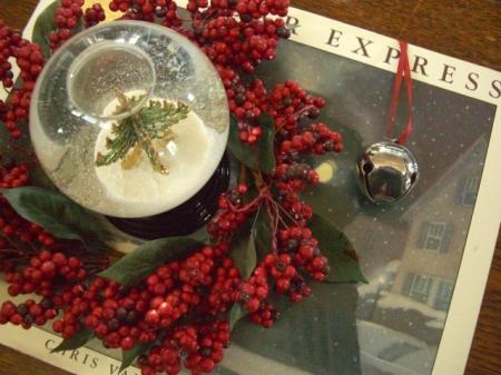 Polar Express, silver bell
