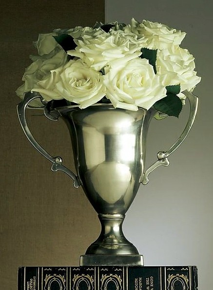 1-antique-silver-trophy-vase roses