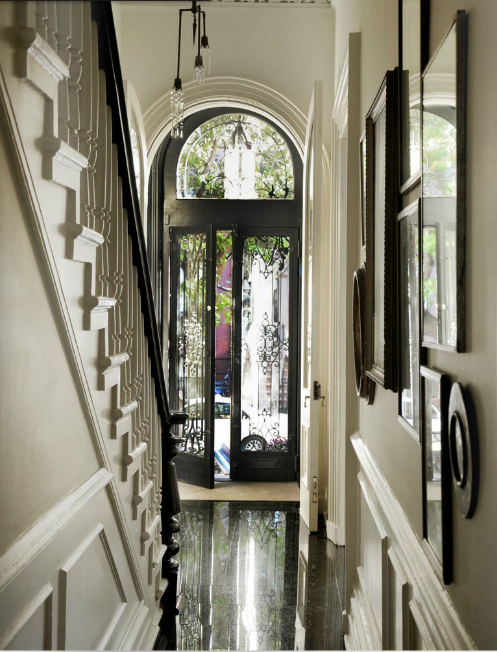 4-black front door southern grace design chic 11.25.12