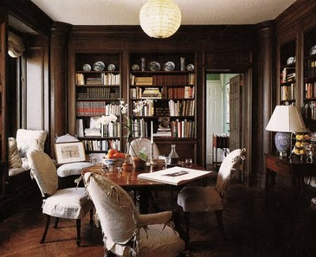 4-Dining Library via My Notting Hill