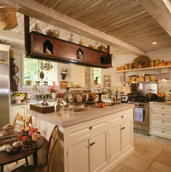Country Style Kitchens 2013 Decorating Ideas: Garden, Home & Party