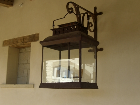Courtyard light