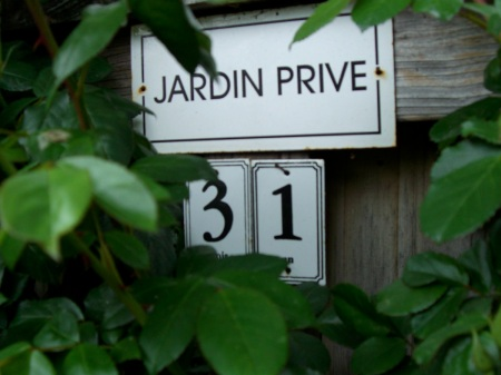Jardin Prive
