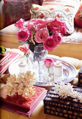 v-day Rooms to Inspire in the Country - Annie Kelly