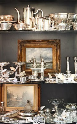 1 - splendid sass paintings and silver