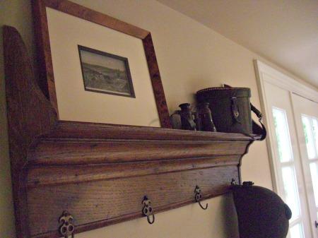 Karen's binoculars