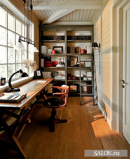 Home Garage Design Ideas: {Home} Study, Library, Den…a Name For A Cozy Corner