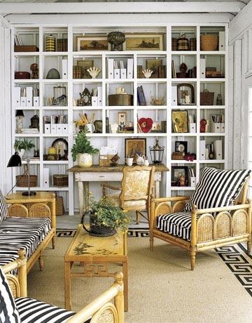 cozy rooms, via slim paley