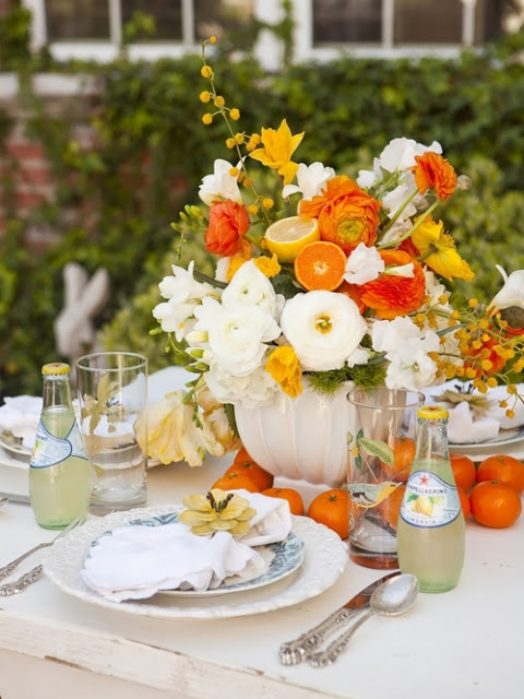 Garden, Home and Party, summer dessert