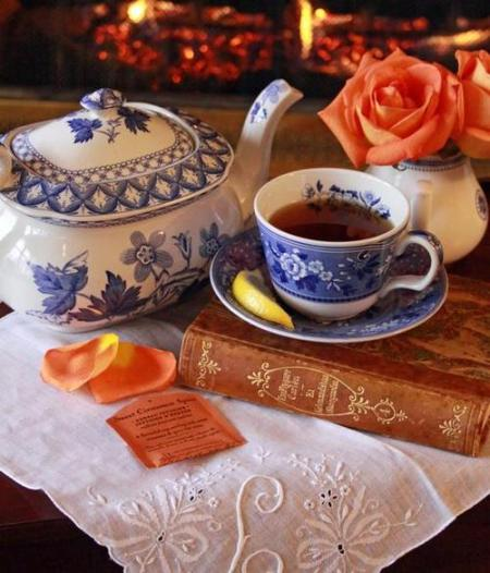 Garden, Home and Party, a time for tea