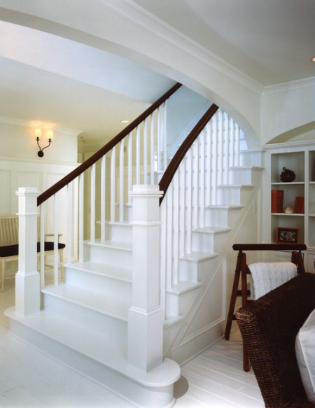 Garden, Home and Party: Stairs, exercise or hindrance