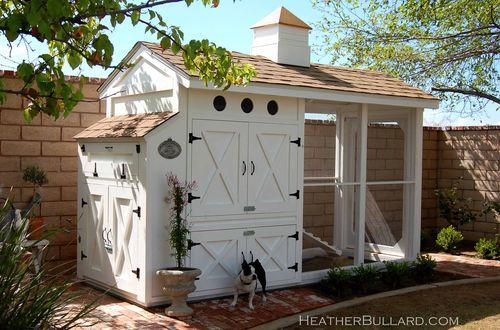 Garden, Home and Party : Backyard buildings