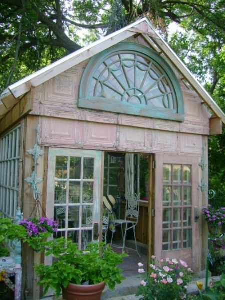 Little Backyard Cottages : Garden, Home and Party Backyard buildings