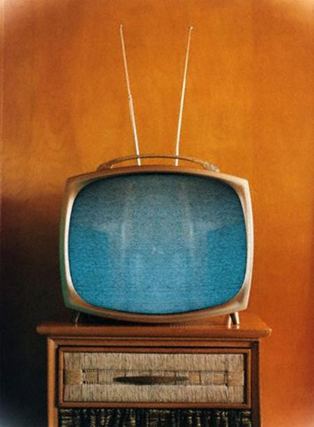 Garden, Home and Party, television in design