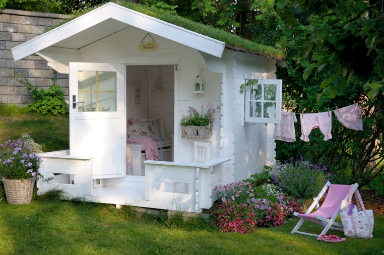 Garden, Home and Party: Backyard structure
