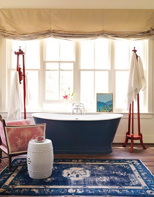 Garden, Home and Party: Rx for holiday stress, bath