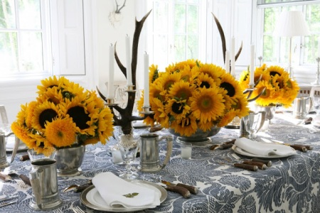 Garden, Home and Party: Autumn Celebrity Dinner