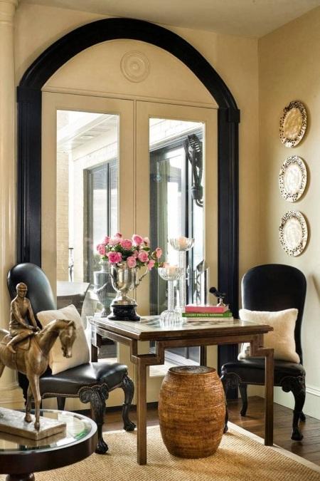 Home rooms that enjoy a neutral palette garden home for Shore house decor