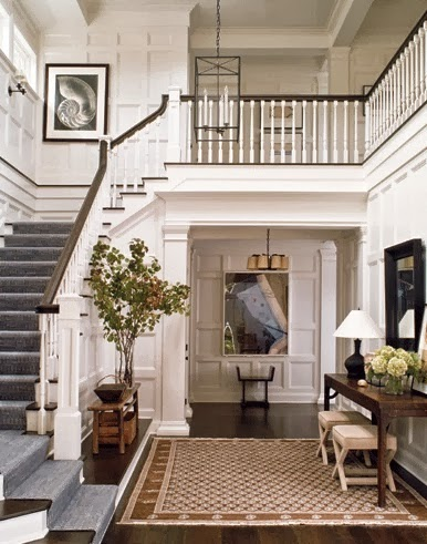 Garden, Home and Party: Neutral rooms