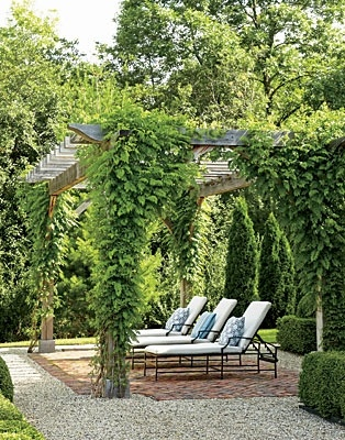 Garden Home and Party: Garden inspiration