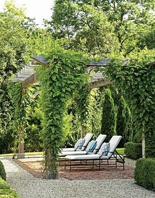 Garden Home and Party: Garden inspiration