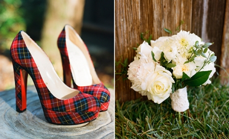 Garden, Home and Party: Plaid
