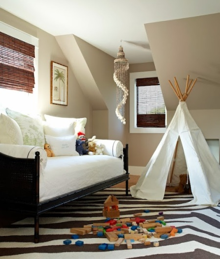 Garden, Home and Party: Kid's Rooms