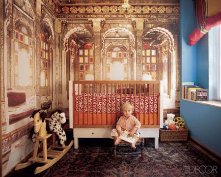 Garden, Home and Party: kids rooms