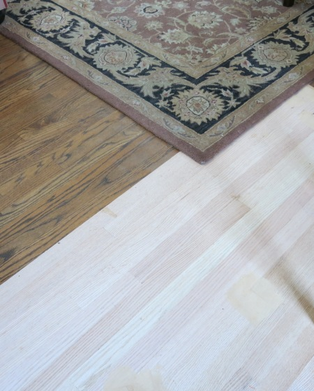 Garden, Home and Party: wood floors