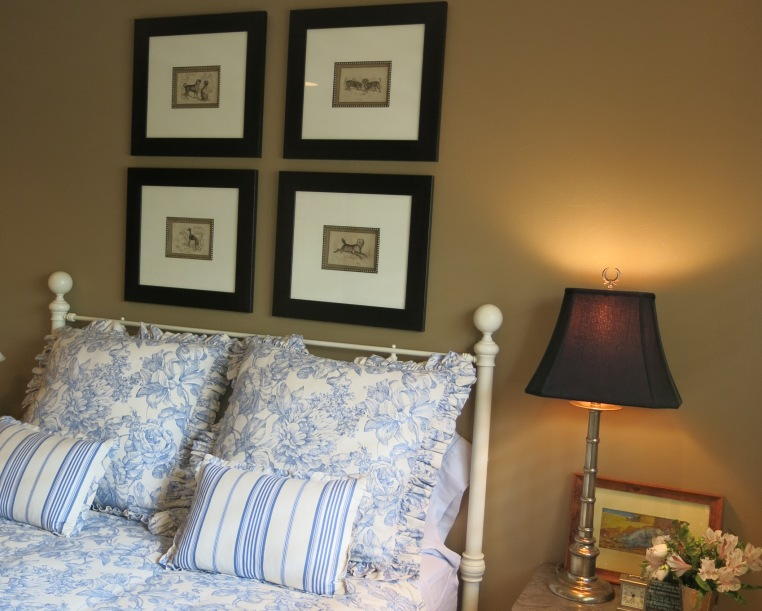 Garden, Home and Party: home tour, guest room