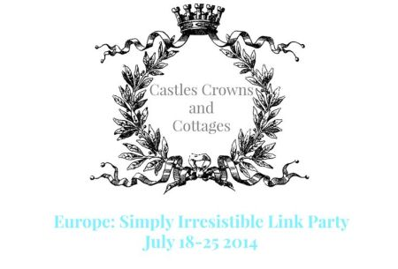 Garden, Home and Party:  Castles & Crowns linky party