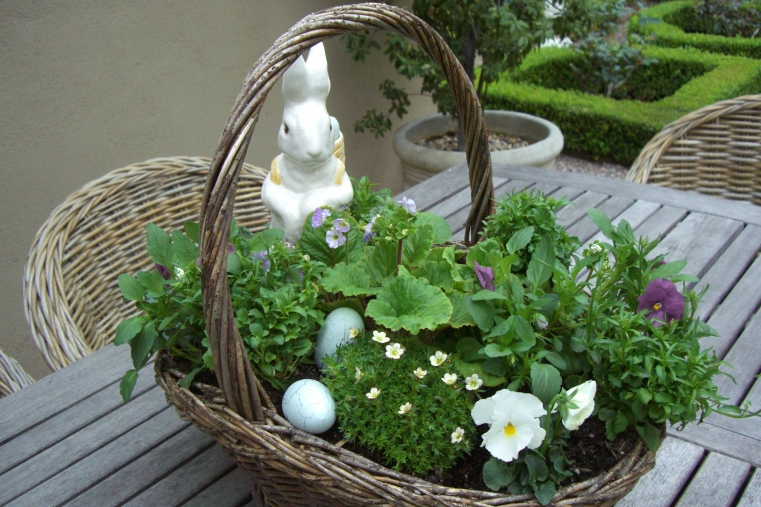 Garden, Home and Party: Easter 2014