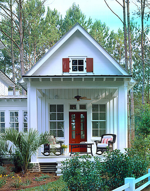 Southern living cottage of the year via georgiana design Southern living change of address