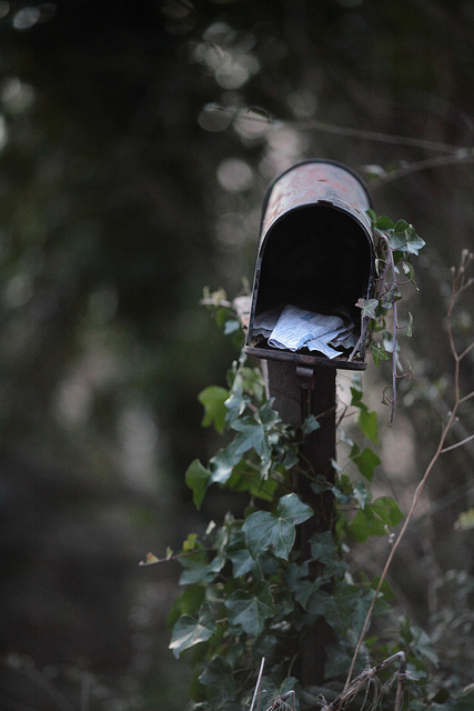 Garden, Home and Party: essentials, mailboxes