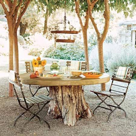 Garden, Home and Party: I'm back and we're outdoors