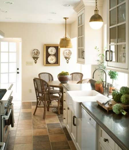 Garden, Home and Party: Small Spaces