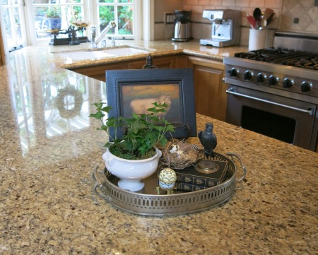 Garden, Home and Party: kitchens, light or dark
