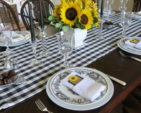 Garden, Home and Party: Fall Entertaining