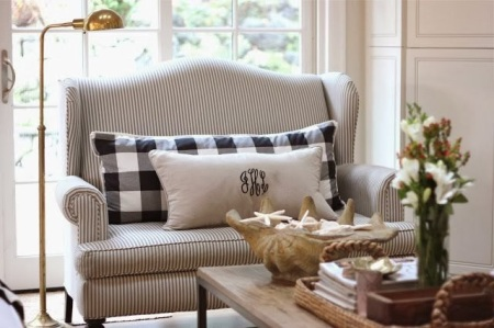 Garden, Home and Party: accent pillows