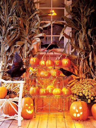 Garden, Home and Party: Happy Halloween