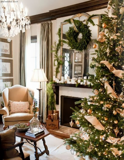 Garden, Home and Party: Christmas Cozy